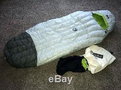 NWOT Nemo Jam 15 Regular Sleeping Bag Down Women's 800 Fill Power $419