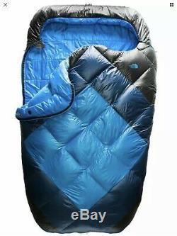 NWT Regular The North Face TNF Campforter Duo Double Down 20F / -7C Sleeping Bag