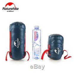 Naturehike Ultralight Goose Down Sleeping Bag Envelope Waterproof Camping Hiking