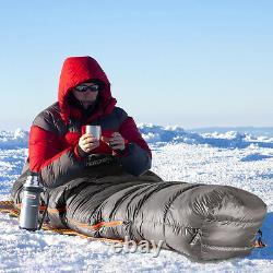 Naturehike Ultralight Goose Down Sleeping Bags Camping Hiking Winter Warm -32