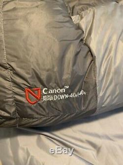 Nemo Canon -40 Down Sleeping Bag