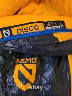 Nemo Disco 15 Mens Sleeping Bag Long