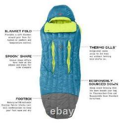 Nemo Disco Insulated Down Sleeping Bag (15 Degree Long) Men's & Women's