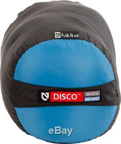 Nemo Equipment Inc. Disco 30 Sleeping Bag 650 Fill Power Down with Nikwax