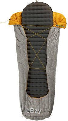 Nemo Equipment, Inc. Siren 45, 850-fill DownTek Ultralight Sleeping Bag Regular