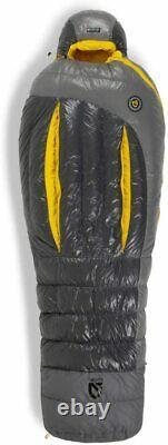 Nemo Mountaineering Sleeping Bag Sonic 800-Fill Down Short 0 degree