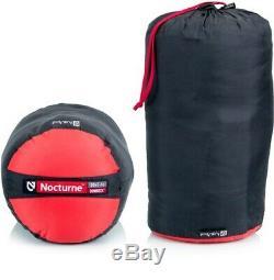 Nemo Nocturne Long 30 Degree Down Sleeping Bag Free Shipping