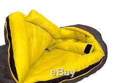 Nemo Sonic Down Long Sleeping Bag 15F, winter camping Reg $625 SALE