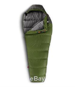 New $239 THE NORTH FACE Furnace 5F/-15C Camping Sleeping Bag 550 Pro Down Fill