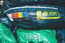 New Marmot Phase 30 ultralight 850 Down sleeping bag Pertex 18oz Fast shipping