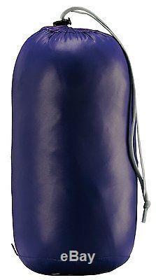 New Mont bell Spiral Down Hugger #7 Sleeping Bag Purple Japan