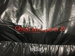 New Mountain Hardwear Ghost Whisperer Sleeping Bag with 900Fill Power Goose Down