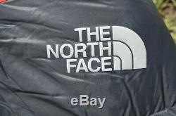 New THE NORTH FACE Inferno -40F/-40C Mummy Sleeping Bag 800 Pro Down Fill