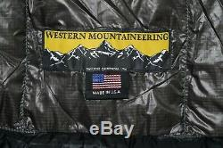 New with Tags! $335 Western Mountaineering EverLite 45 Degree Down Sleeping Bag 6