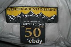 New with Tags! Limited Edition Western Mountaineering FlyLite Down Sleeping Bag 6