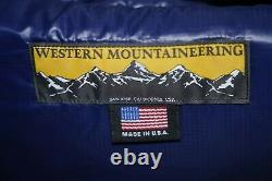 New with Tags! Western Mountaineering Caribou MF 35 Degree Down Sleeping Bag 6
