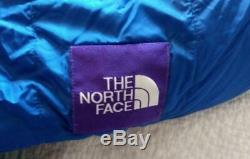 North Face NF Superlight +5 Degree Mummy Sleeping Bag, Long, Mint Condition