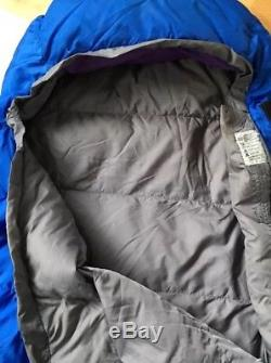 North Face Suoerlight Mummy Goose Down 15 to 30 Sleeping Bag