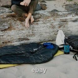 Outdoor Vitals Summit Blue 15 Degree F 800+ Down Fill Ultralight Sleeping Bag