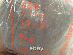 PATAGONIA 850 Down Sleeping Bag, Harvest Moon Blue/Reg, 19 F/-7 C, New