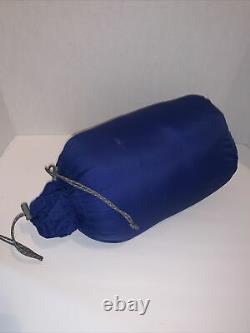 PATAGONIA Hybrid SLEEPING BAG / Long BLUE