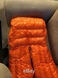 Patagonia 19 Degree Down Sleeping Bag Size Regular