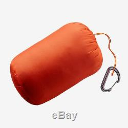 Patagonia 850 Down Sleeping Bag 19°F / -7°C Regular- Campfire Orange
