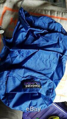 Patagonia Hybrid Sleeping Bag Short. Down Sleeping bag, Alpine lightweight