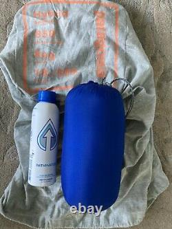 Patagonia hybrid 850 fill down sleeping bag