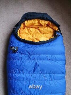 RAB SUMMIT 1000 -30C Expedition Down Sleeping Bag