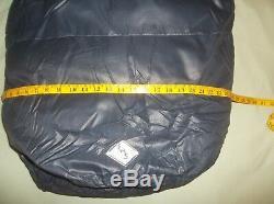 RARE EMS Expedition -10 Degree Sleeping Bag Goose Down Vintage USA BOSTON MA