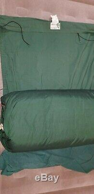 RARE! Vintage 1960s-70s Eddie Bauer Goose Down Sleeping Bag with4lbs of Down
