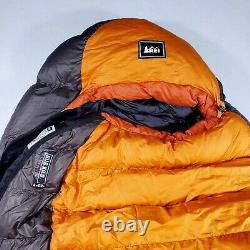 REI Co-op Sub Kilo +20 degree F Sleeping Bag Outdoors 750 Fill Power Goose Down
