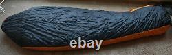 REI Down Time EL -5°F Long 700FP Goose Down Sleeping Bag Water Resistant