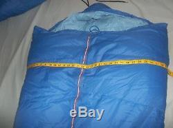 REI Expedition McKinley 0 Degree Sleeping Bag Goose Down Vintage Seattle WA USA