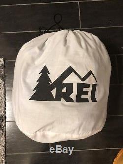 REI Flash Down 3 season sleeping bag Mens