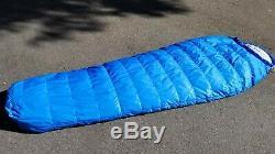 REI Kenai Ulralight Backpacking Camping Down Sleeping Bag 3 lbs 5.5 Loft