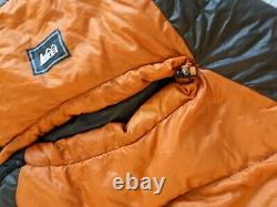 REI Sub Kilo 20 F ultra-lightweight mummy sleeping bag 400g 750-fill down