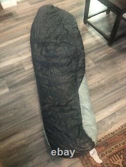 REI Zero Degree Goose Down Mummy Sleeping Bag Nice
