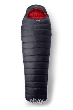 Rab Ascent 700 Sleeping bag Mens Mid Weight Down bag for Three Seasons Left Zip