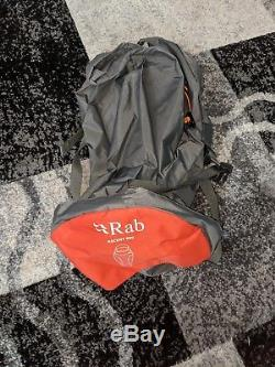 Rab Ascent 900 Down Sleeping Bag Red
