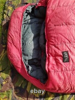 Rab Down Sleeping Bag