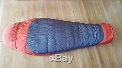 Rab Expedition 1200 Sleeping Bag Goose Down Storage bag, Stuff sack, Silk Liner