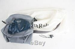 Rab Mythic 400 Sleeping Bag 21F Down, Reg/Left Zip /52121/