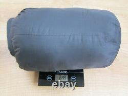 Rab Neutrino 200 Sleeping Bag Firecracker Left Zip XL used once