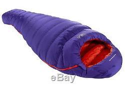 Rab Neutrino Endurance 400 Goose Down Sleeping Bag, Left Hand Zip