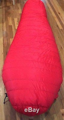 Red Feathered Friends Eider -10 Expedition Winter Down Sleeping Bag