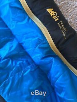 Rei Flash Womens Down Sleeping Bag