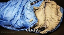 SCHONHOFEN (Seattle) Vintage Ultralight Down Sleeping Bag 3 lbs 6 oz 5 Loft