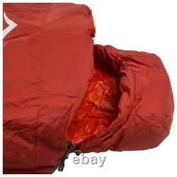 Sea to Summit BaseCamp Down BC1 Goose Down Sleeping Bag Regular Red